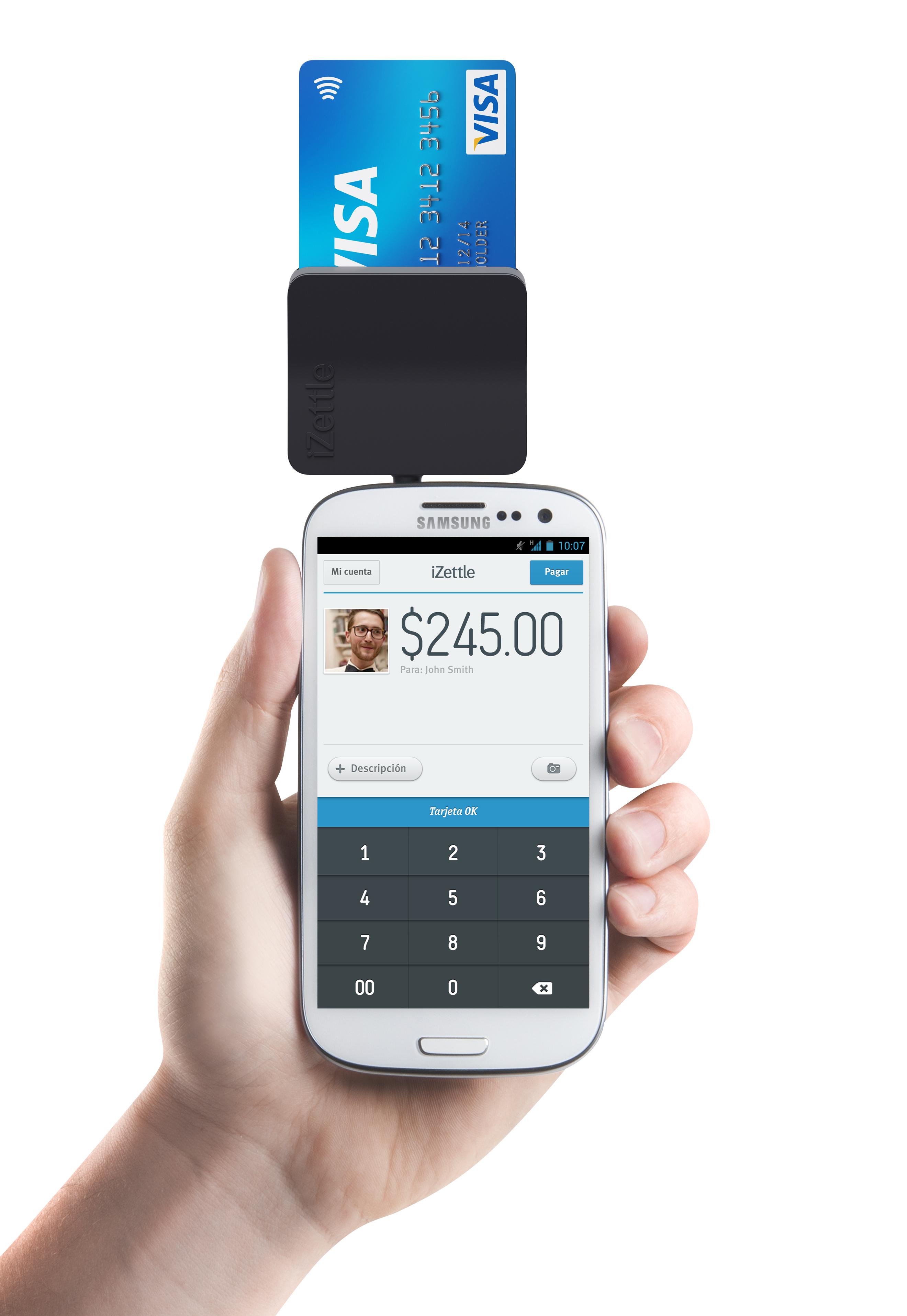 Acepta tarjeta de crédito o débito en tus compras